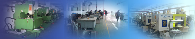 it's picture for china plastic parts production supplier company Exceed Mold
