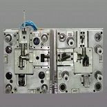 injection molds china 1 is a pipe mold and made by exceed mold