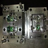 injection molds china 3 is a container mold and made by exceedmold.com